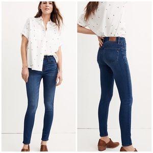 Madewell roadtripper jeans in orson wash sz 27